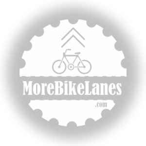 more bike lanes logo